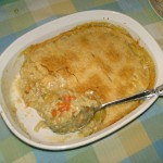 "Vegetarian (or not) ""Chicken"" Pot Pie"