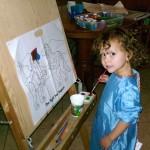 Growing Little Artists