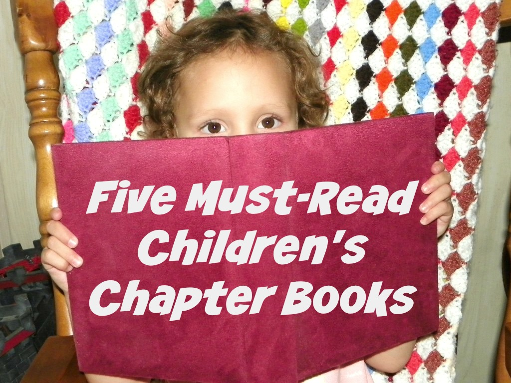 Five Must-Read Children's Chapter Books