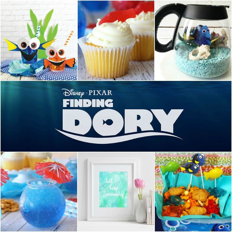 Finding Dory SQUARE