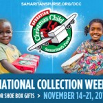 Christmas Giving Opportunity: Operation Christmas Child