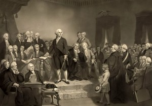 Washington's Inaugural Address