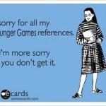 The Hunger Games Via Pinterest