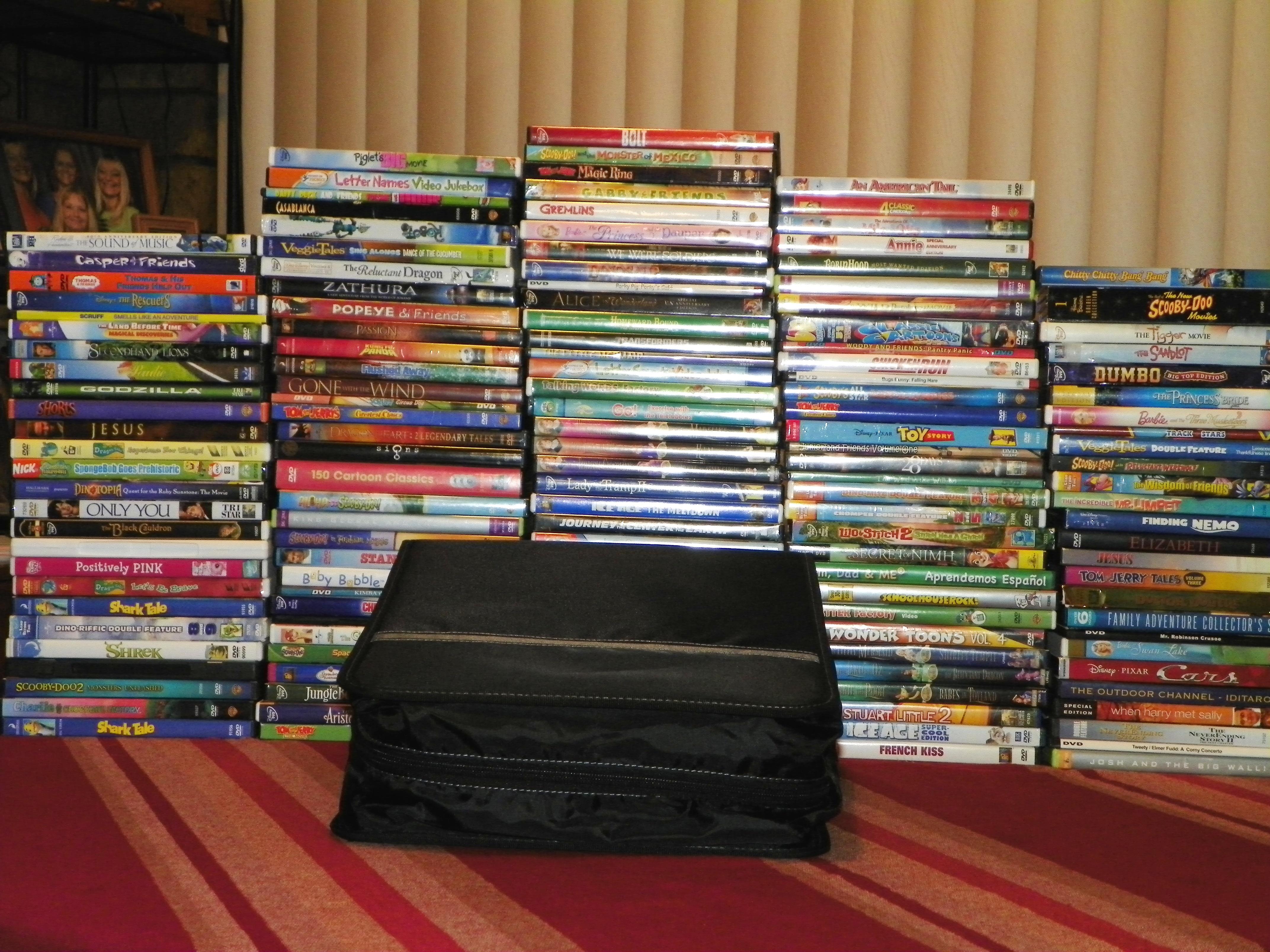 dvd space saver