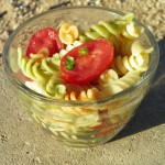 Simple Summer Pasta Salad – A Very Easy Pasta Salad