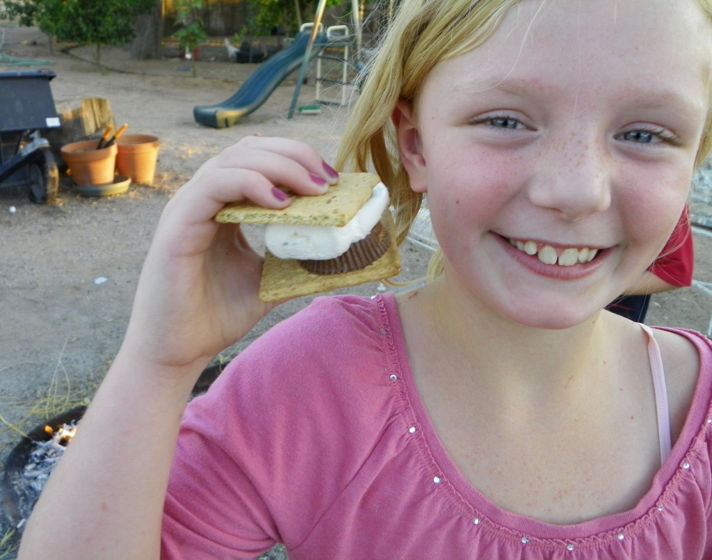 love s'mores
