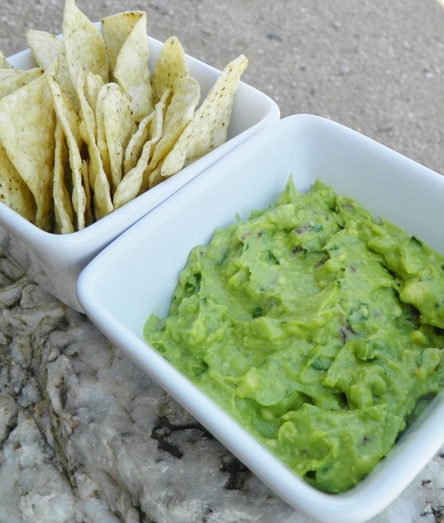 Guacamole Chipotle Style