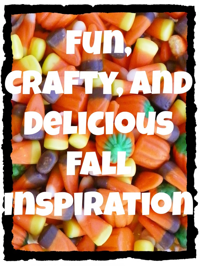 Fall crafts, recipes, and creations for your family.