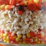 Fall Popcorn Centerpiece