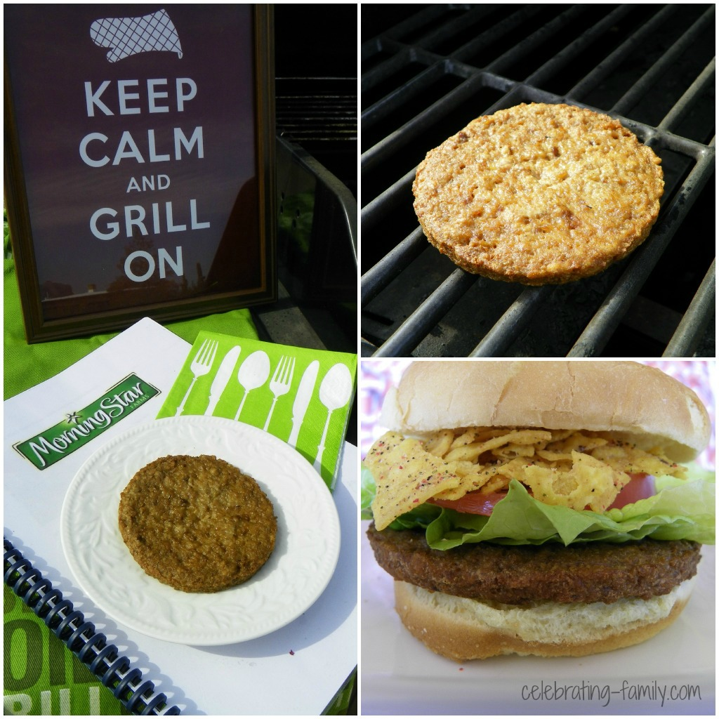 MorningStar Farms Veggie Burgers