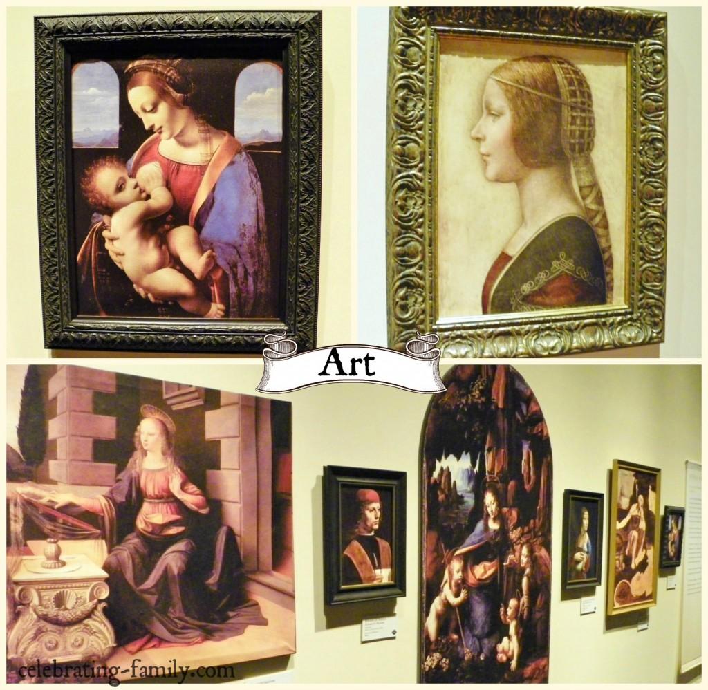 Da Vinci - The Genius