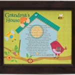 Personalized Mother's Day Gift for Grandma (Giveaway)
