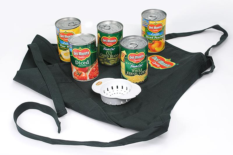 Del Monte Prize Pack
