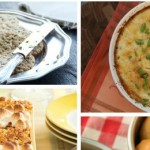 Vegetarian Holiday Appetizers and Side Dishes