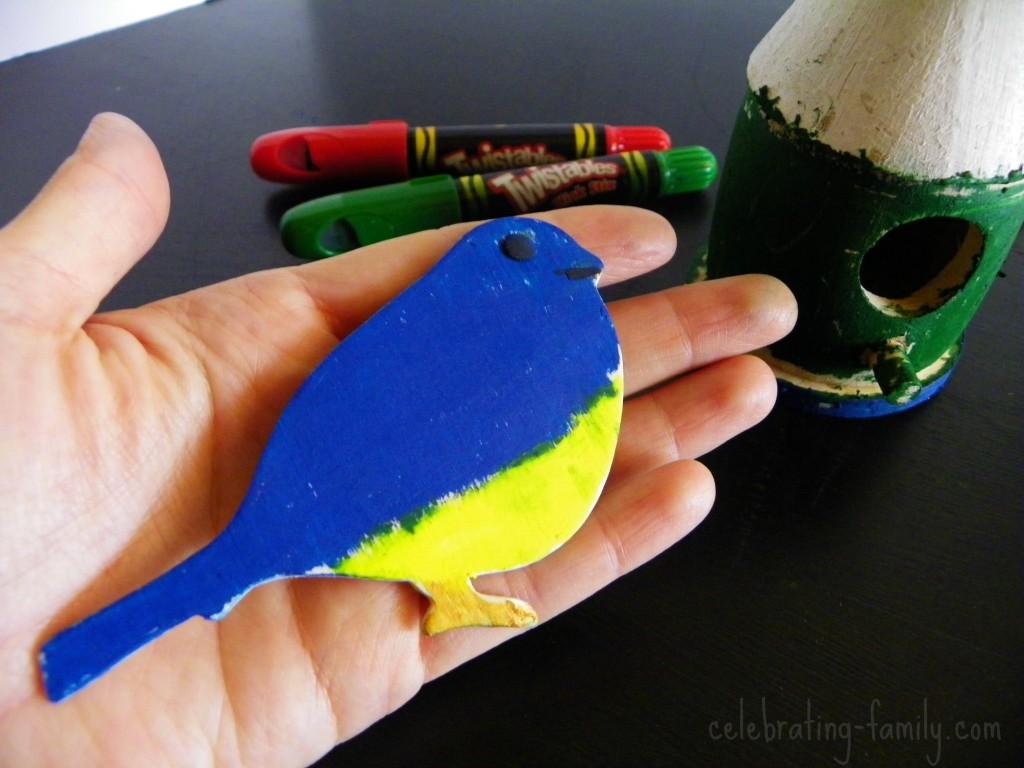 Bird Magnet
