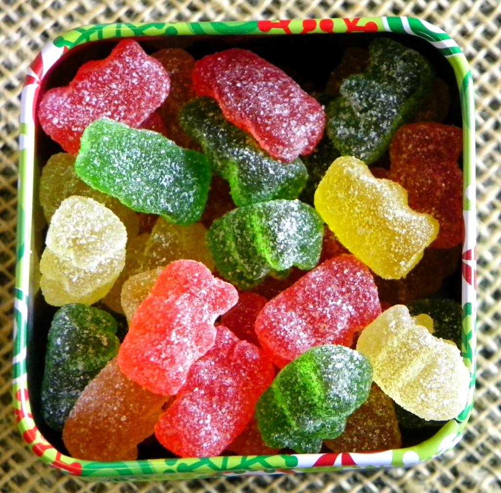 Haribo Gummy Bear Teacher Gift (Printable)