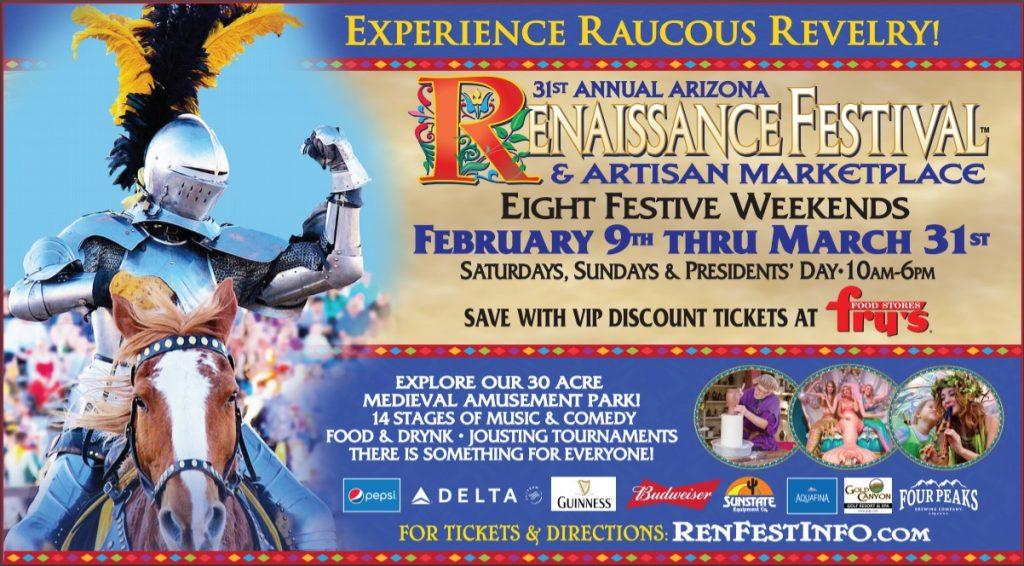 Renaissance Festival details