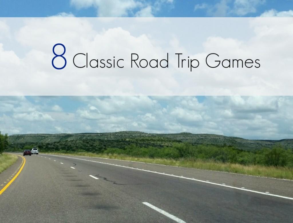 8 Classic Road Trip Games