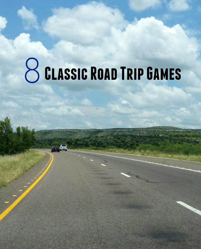 Classic Road Trip Games
