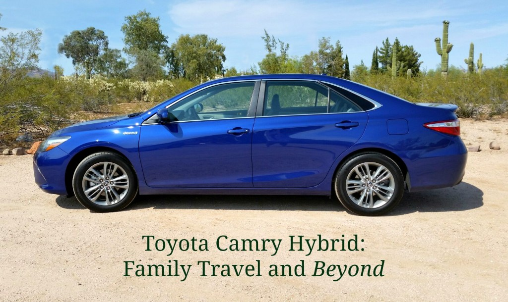 Toyota Camry Hybrid: Family Travel and Beyond