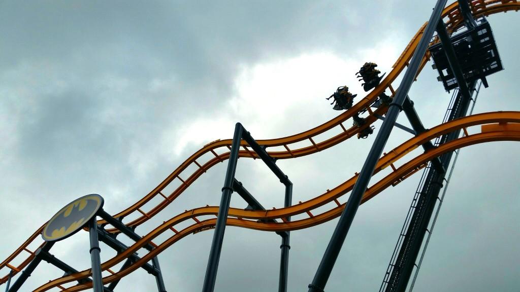 Batman Six Flags San Antonio