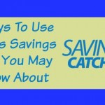 Four Ways To Use Walmart's Savings Catcher You May Not Know About