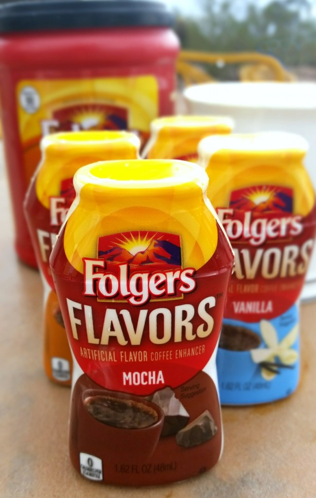 Folgers Flavors #RemixYourCoffee #IC #ad