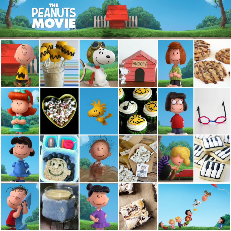The Peanuts Movie SQUARE