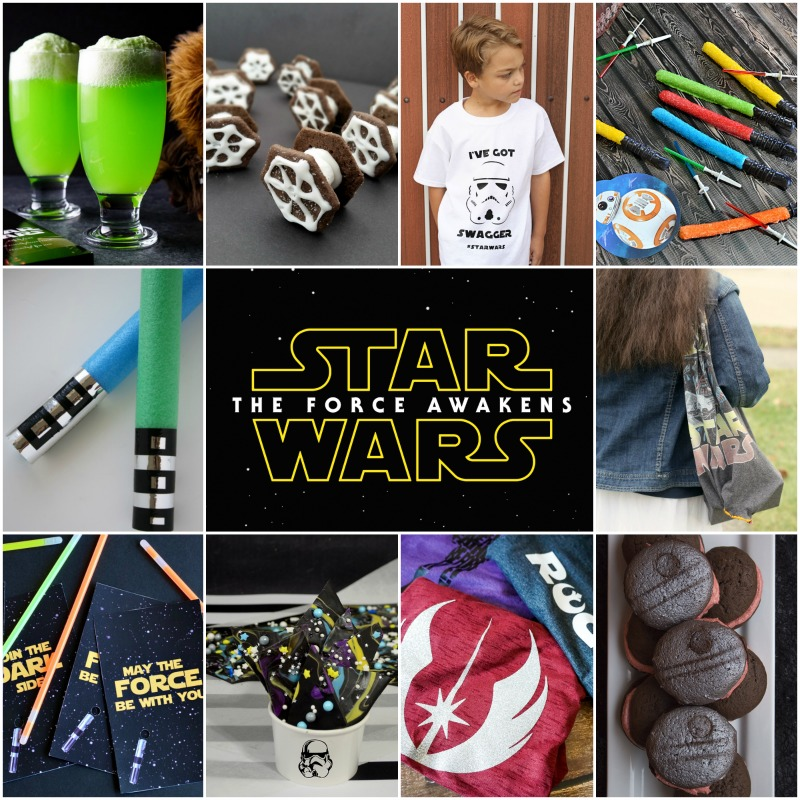 15 Star Wars: The Force Awakens Creations YOU Can Make