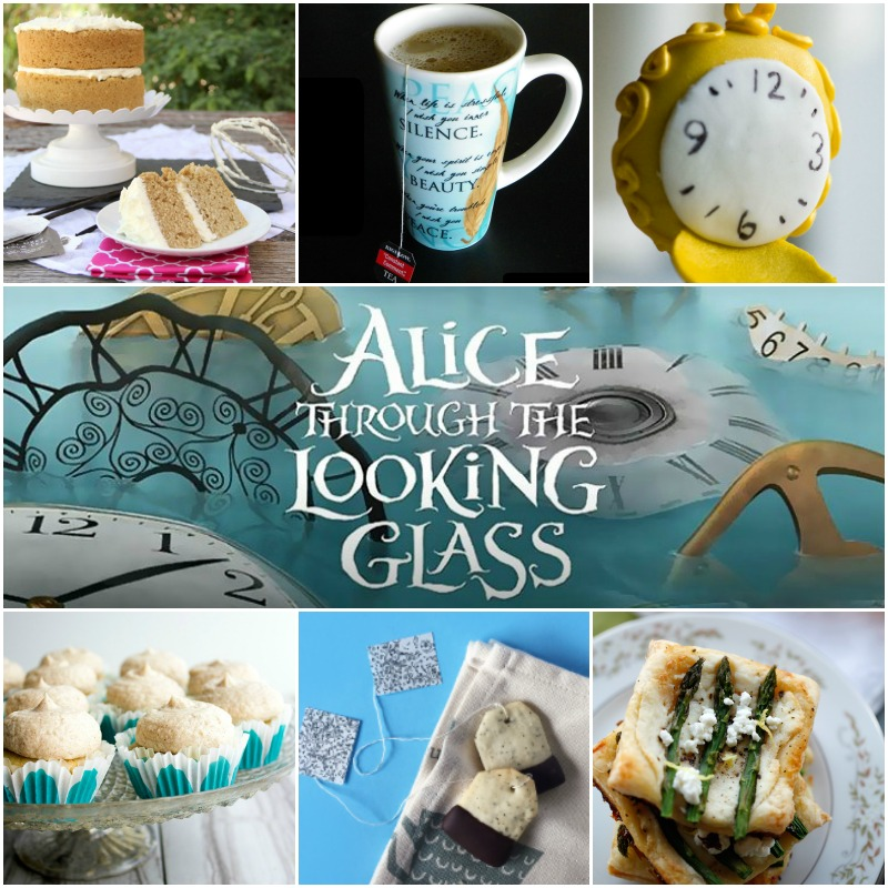 Alice Looking Glass Inspired Ideas