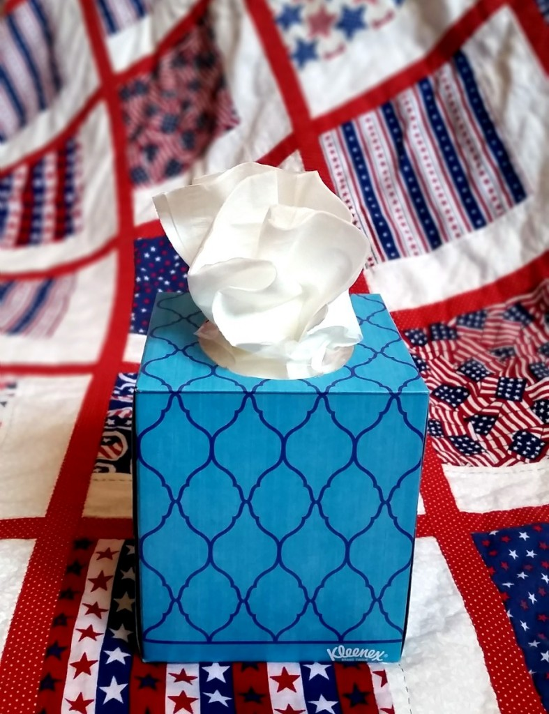 Honoring Our Heroes with Kleenex® Brand and Kroger Stores #HonoringOurHeroes