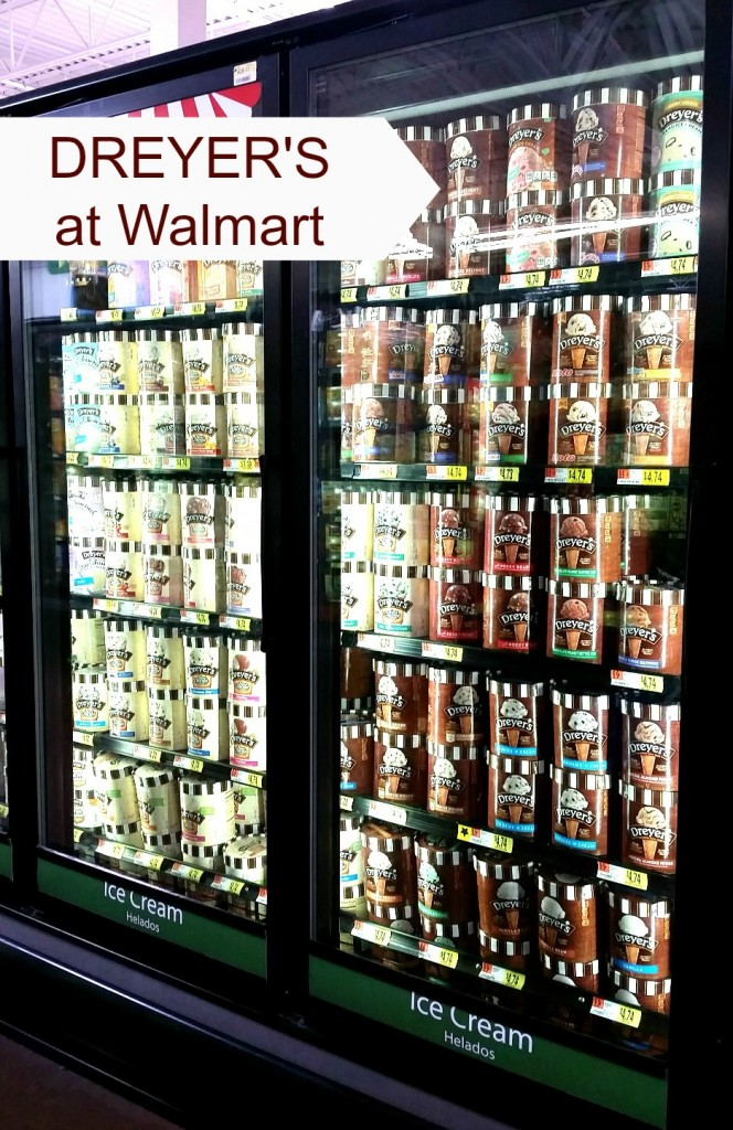 DREYER'S at Walmart