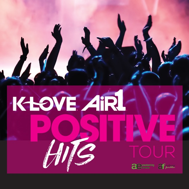 Positive Hits Tour 2016