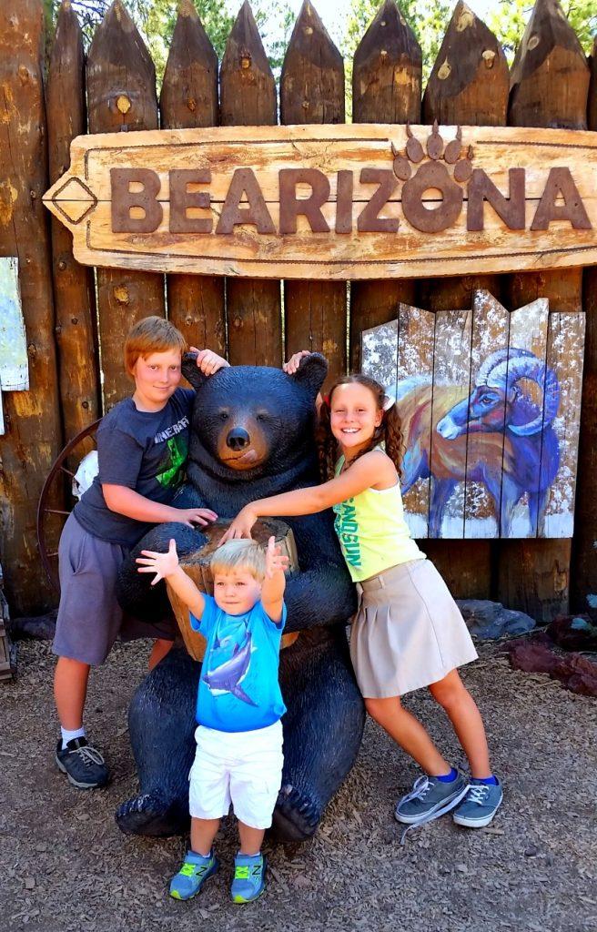 Bearizona Wildlife Park