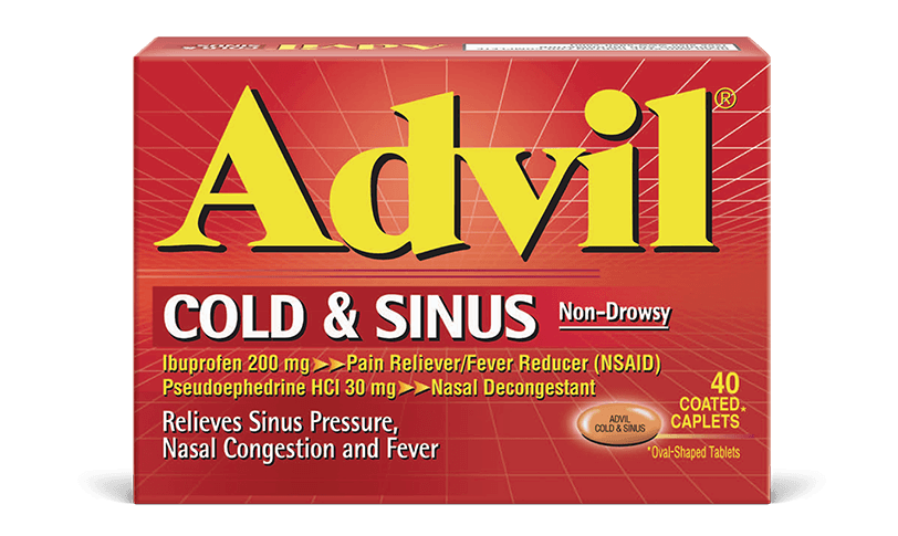 Sick Days - Advil® Cold & Sinus
