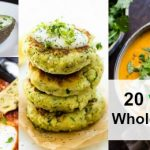 20 Vegetarian Whole30 Recipes