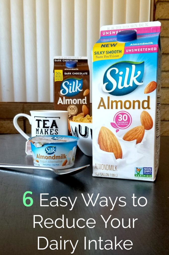 6 Easy Ways to Reduce Your Dairy Intake #ProgressIsPerfection #CBias #CollectiveBias