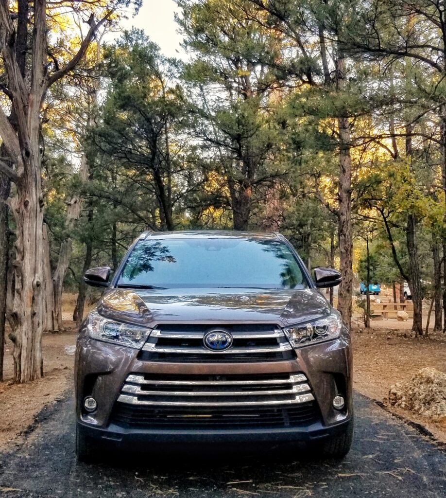 Highlander Hybrid #Highlander #hybrid and #ToyotaPartner