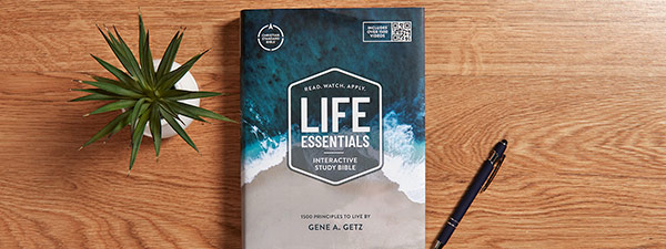 Life Essentials Interactive Study Bible (CSB)