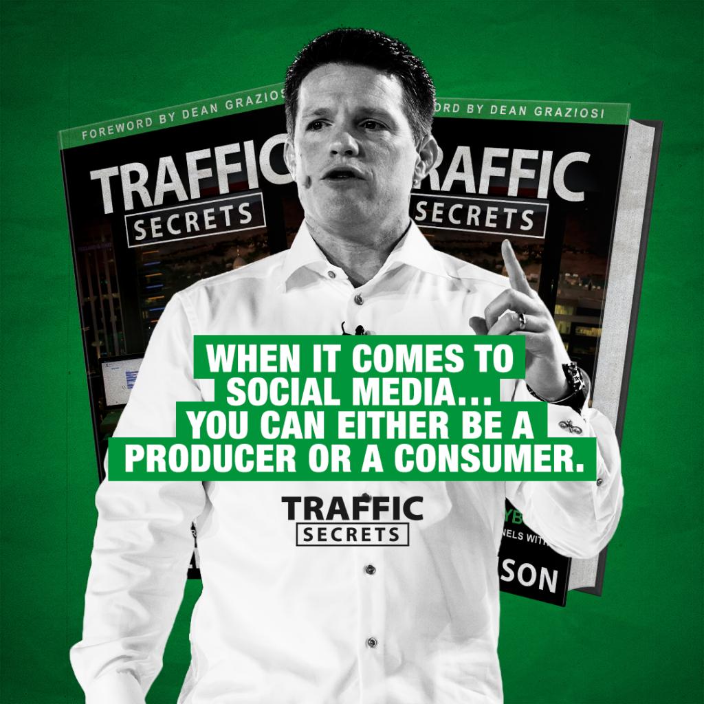 Russell Brunson #TrafficSecrets