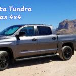 Toyota Tundra CrewMax 4×4 (2021)