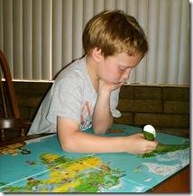 Leapfrog Interactive World Map