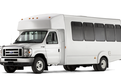 13E450_bus front 3-4 2