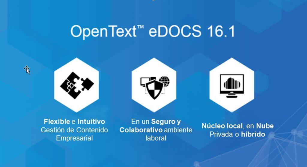 opentext edocs 2 español 1024x559 - OpenText lanza eDOCS DM 16.1 con nuevas características y beneficios Aptus Legal