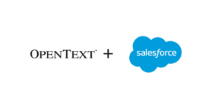 integración opentext-salesforce