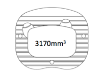 ALIF graft chamber - 30mm