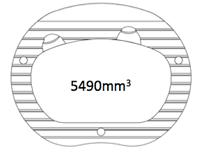 ALIF graft chamber - 38mm