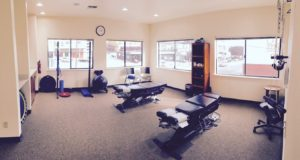 Chiropractic Space at Fit Wellness Centers in Ballard