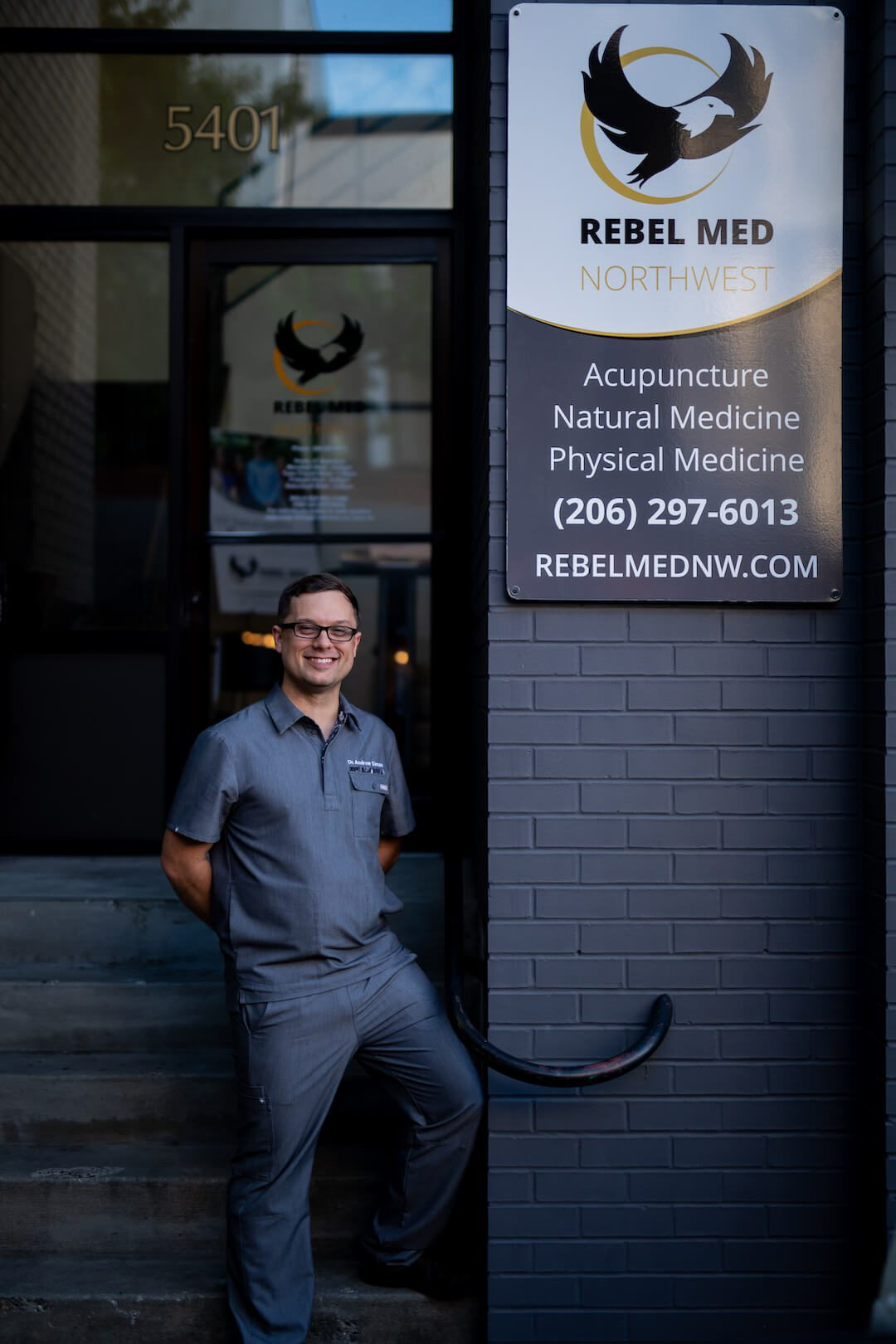 Dr. Andrew Simon Rebel Med NW Seattle Top Naturopath
