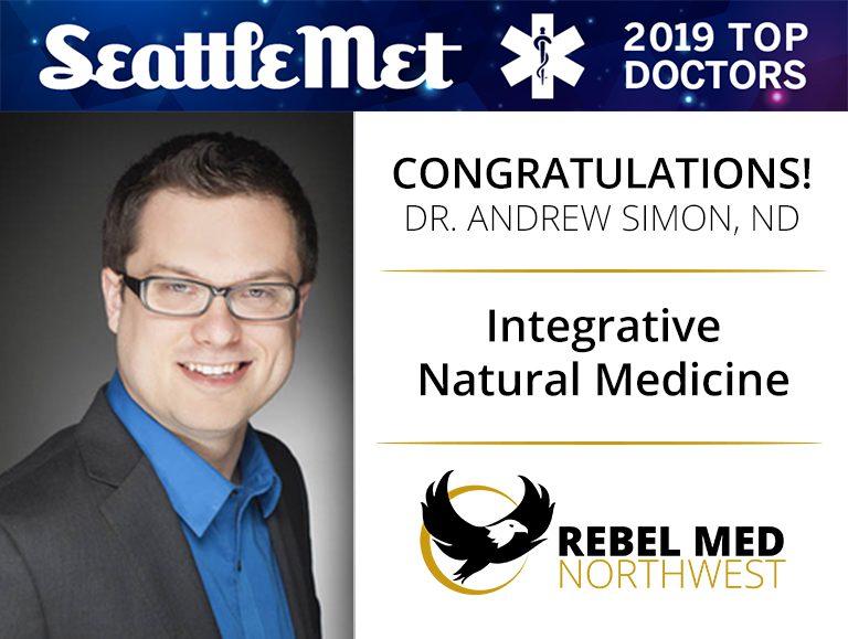 Seattle Met Top Doctor 2019